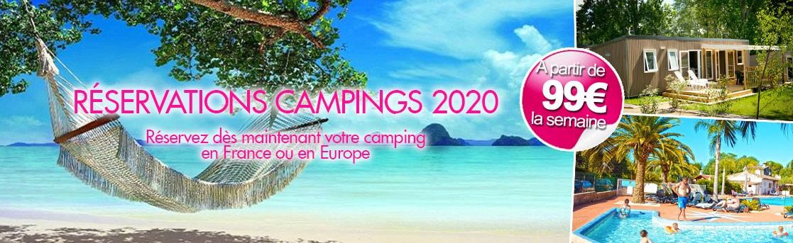 Ouverture saison campings