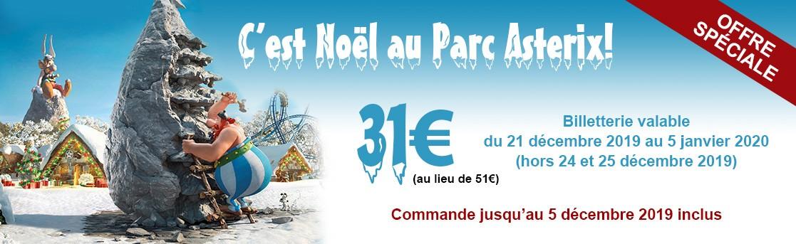Offre Noel Asterix